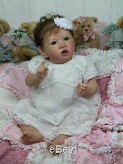 Bonnies Bébés Custom Réincarné Bonnie Brown Saskia Livraison Gratuite Us