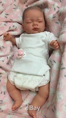 Bridget Born Baby Adapté Aux Enfants Reborn Poupée Mignonne Bébés