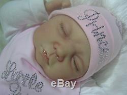 Cherish Poupées Reborn Vrai Bébé Nouveau-né 22 Prince-jack Princesse Libby Ou Twins