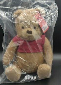 Christopher Robin Film Winnie The Pooh Bear 14 T.n.-o. Poupée En Peluche Justplay Disney