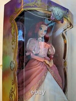 D23 Expo 2019 Disney 30e Little Mermaid Limited Edition Ariel Doll 17 Le 1000