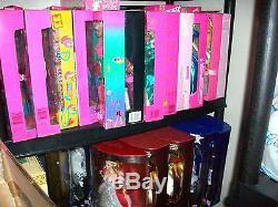 D'énormes Énormes Barbie Lot Soumissionnaires Sérieux Seulement Seulement Up Pick