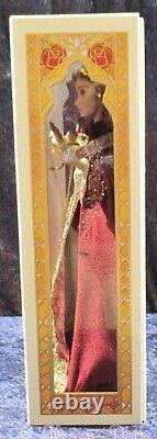 Disney Designer Edition Limitée Collection Belle Doll De La Beauté Et De La Bête