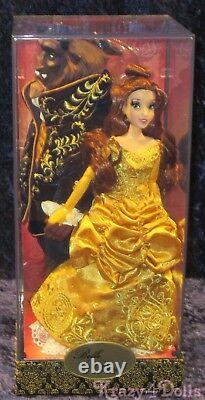 Disney Designer Fairytale Collection Doll Belle And Beast Edition Limitée
