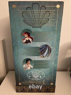 Disney Designer Fairytale Couple Ariel Et Eric Doll Set Edition Limitée