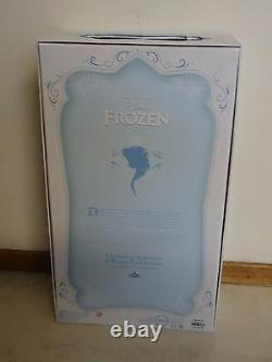 Disney Store Limited Edition 17 Elsa (reine Des Neiges) Poupée Congelée