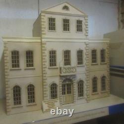 Dolls House Direct Longford Park House 1/12 Kit Échelle
