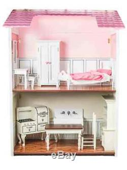 Folding Doll Ville Maison 18 Pouces Poupées American Girl Meubles Et Accessoires