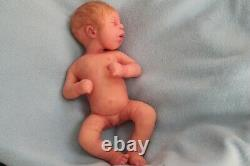 Full Body Silicone Bébé Fille Micro Preemie