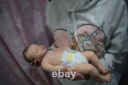 Full Body Soft Solid Garçon Ou Fille Prematur15silicone Baby Doll/reborn Silicona