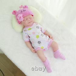 Harper- Cosdoll 18,5 En Silicone Platine Poupée Pour Bébé En Silicone Souple
