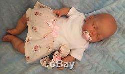 Helena Born Baby Adapté Aux Enfants Reborn Poupée Mignonne Bébés