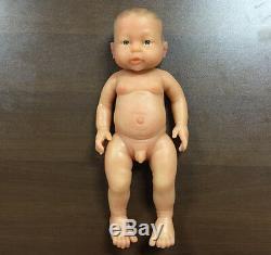 Ivita 16 Pouces Pleine Silicone Réincarné Bébé Boy Poupées Silicone Poupée Réaliste 2kg