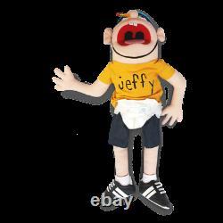 Jeffy Puppet Super Mario Logan Authentic Sml Merch