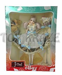 Jun Planning J-doll Pullip Fashion Groove Inc Nouveau Saint Sauveur J-618