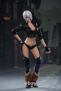 Kitty Stuff 1/6 Solider Female Lady Justice Ts003 Angel Action Figure Doll Jouet