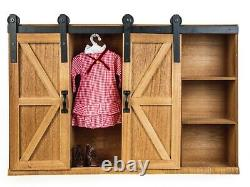 Little House 18 In Doll, Clothes And Accessory Storage Trunk, Fits American Girl