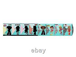 Lol Surprise Omg 4 Pack Complete Collection Série 1 Fashion Dolls 80 Surprises