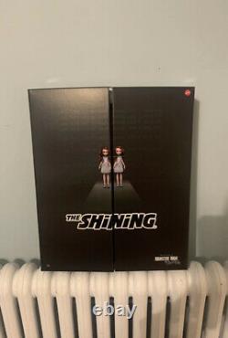 Mattel The Shining Grady Twins Monster High Collector Doll Set Nouveau Dans La Main