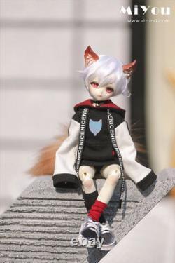 Miyou Pleine Série Fox Oreilles Poupée 1/6 Baby Dz 29cm Poupée Garçon Dollfie Bjd Yo-sd