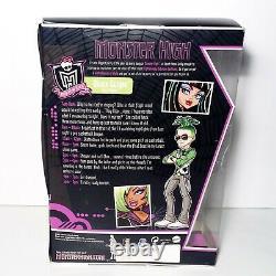 Monster High Dawn Of The Dance Deuce Gorgon Boy Doll Mattel Nouveau Rare