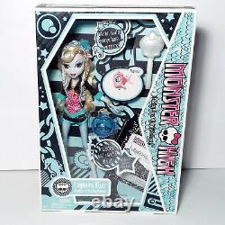Monster High First Wave Lagoona Blue Doll Mattel 2009 Nouveau Rare