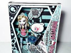 Monster High First Wave Lagoona Blue Doll Mattel Nouveau