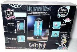 Monster High Hydratation Station Playset Lagoona Blue Doll Deadtried Mattel Nouveau