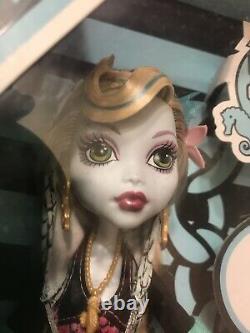 Monster High Première Vague/gen Lagoona Bleu Nib 2009