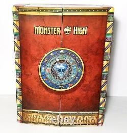 Monster High Sdcc Cleo De Nile & Ghoulia Yelps Comic Con Exclusive Mattel Nouveau