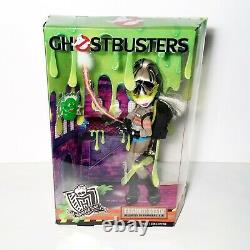 Monster High Sdcc Exclusive Ghostbusters Frankie Stein Doll Mattel Nouveau