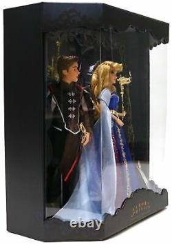 New D23 Expo 2019 Disney Designer Midnight Masquerade Aurora & Phillip Le Doll