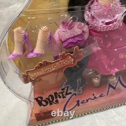 Nib 2001 Bratz Doll Genie Magic Jade Rare Brand Nouveau