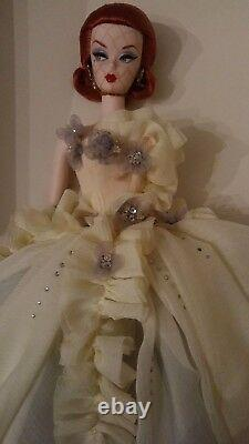 Nrfb Silkstone Gala Gown Barbie Par Robert Best Gold Label Doll Fashion Models