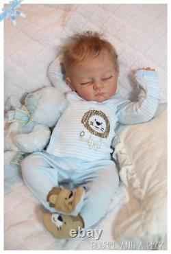 Ordre Personnalisé Pour Renaître Andi Nouveau-né Bébé Garçon Ou Poupée Fille