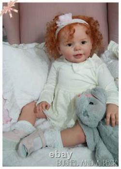 Ordre Personnalisé Pour Renaître Bébé Bébé Katie Marie Fille Poupée