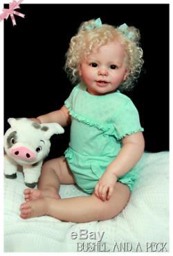 Personnalisés Pour Bébé Reborn Enfant En Bas Âge Katie Marie Fille Poupée