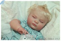 Personnalisés Pour Bébé Reborn Joseph 3 Mois Fille Ou Doll Boy