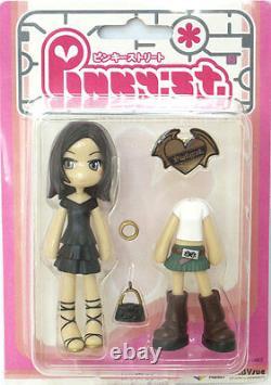 Pinkyst Street Series 5 Pk014 Pop Vinyl Toy Figurine Poupée Mignon Fille Anime Japon