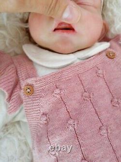 Plein Corps Silicone Bébé Fille Ou Garçon Fait Sur Mesure