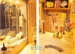 Poupées Miniature Bricolage Maison Artesanat Le 19ème Siècle Savile Row Couture Boutique