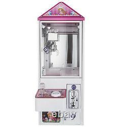 Pouper Candy Catcher Machine Pièce Peluche Toys Peluche Toys Crane Rédemption Jeu