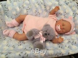 Prix réduit Reborn Bébé Fille Ou Enfant Garçon Sympathique Poupée Mignonne Bébés