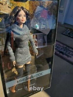 Rare Le Pull Barbie Look Mini Style Poupée Karl Lagerfield Articulé