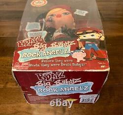 Rare Nouveau Bratz Big Babyz Rock Angelz Cloe Doll Dans La Boîte Originale Non Ouverte