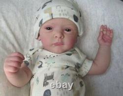 Reborn Baby Boy Malée Par Gudrun Legler
