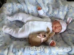 Reborn Baby Doll Newborn Vinyl Silicone Gifts Child Friendly Made In Uk