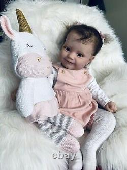 Reborn Baby Girl (maddie Par Bonnie Brown)