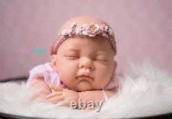 Reborn Faux Bébé Nouveau-né Vie Comme Fille Enfants Bienvenus