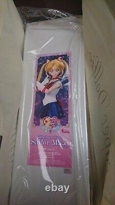 Sailor Moon X Dollfie Dream Dds Volks Doll Livraison Rapide Japon Anime Nouveau